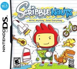 NinDS -  Scribblenauts