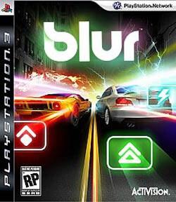 PS3 - Blur