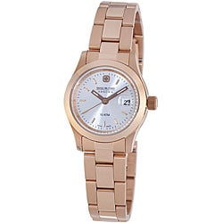 Swiss Military Women's Rose Goldtone Watch