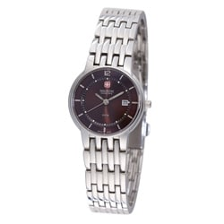 Swiss Military Women's Brown Rendezvous Watch