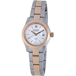Swiss Military Freedom Women's Two-tone Watch