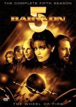 Babylon 5: The Complete Fifth Season (DVD) 5440093