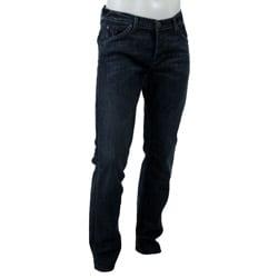 Hudson Men's Slim Straight-leg Flap Pocket Jeans
