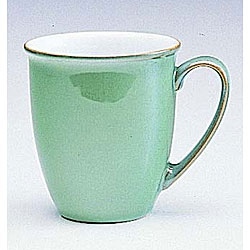 Denby Regency Green Coffee Mug