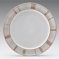 Denby Truffle Layers Wide-rimmed Dinner Plate