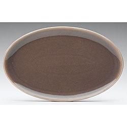 Denby Truffle Oval Platter
