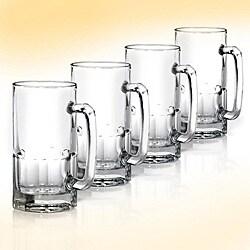 Anchor Hocking Premium Beer Mugs (Pack of 4)