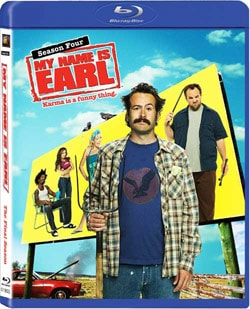 My Name is Earl - Season 4 (Blu-ray Disc) 5477075