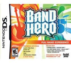 NinDS - Band Hero