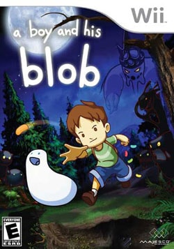 Wii - A Boy and His Blob