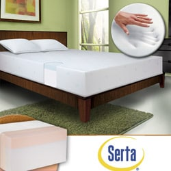 Serta 8-inch Twin-size Memory Foam Mattress