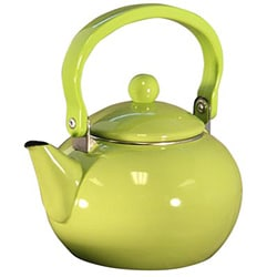 Reston Lloyd Calypso Basics Lime Tea Kettle