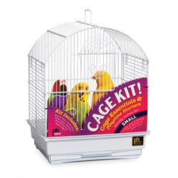 Prevue Pet Products Round Roof Bird Cage Kit 91102