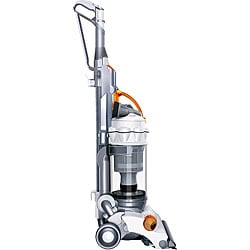 Dyson DC14 Steel/ White All Floors Vacuum (Refurbished)