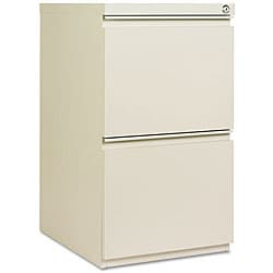 Alera Two-drawer Mobile Filing Cabinet