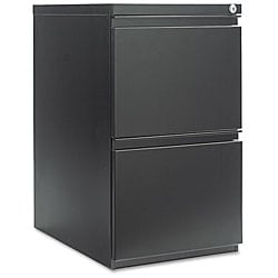 Alera 2-Drawer Mobile Pedestal File Cabinet