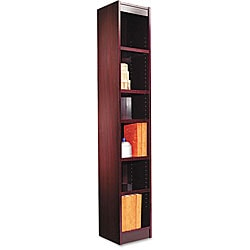 Alera Narrow Profile Bookcase