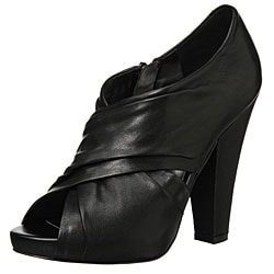 BCBGirls Women's 'Cidro' Peep-toe Booties