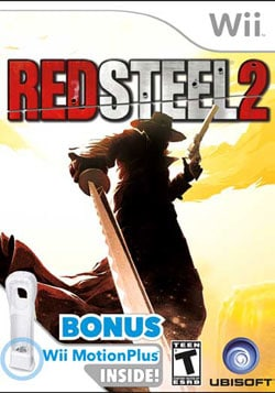 Wii - Red Steel 2 with Motion Plus - By UbiSoft