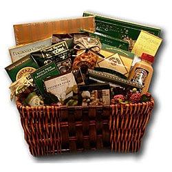 The Gourmet Ambassador Gourmet Gift Basket