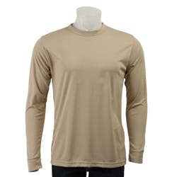Kenyon Men's Silk Weight Long-sleeve Thermal Crewneck Top