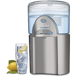 Cuisinart Clean Water Countertop Filtration System