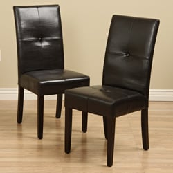 De Vera Dining Room Chairs (Set of 2)