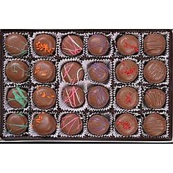 Bidwell Candies 1-pound Assorted Chocolate Truffles Gift Box