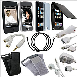 iPod Touch 12-piece Accessory Kit