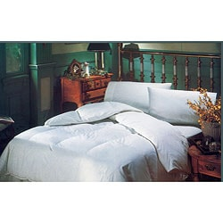 Brussels 300 Thread Count White Down Comforter