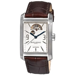 Baume & Mercier Hampton Men's Open Automatic Watch