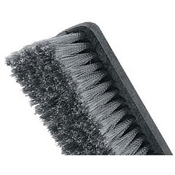 Harper Brush Works 24-in Flagged Plastic Push Broom
