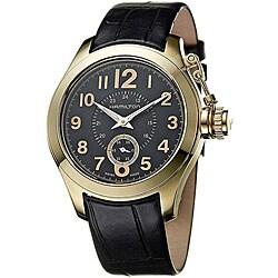 Hamilton Men's Khaki Navy Frogman Watch