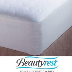 Beautyrest 250 Thread Count Cotton Mattress Pads (Pack of 3)