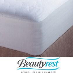 Beautyrest 250 Thread Count Cotton Mattress Pads (Pack of 2)