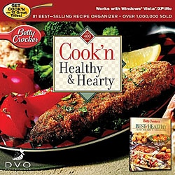 Cook'n Healthy & Hearty'Software