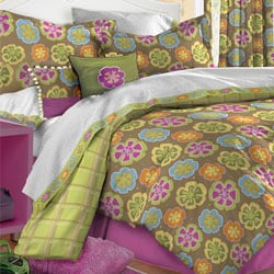 Zoey & Chloe Friends Girls' Comforter Set