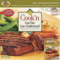 Cook'n Low Fat - Low Cholesterol Software