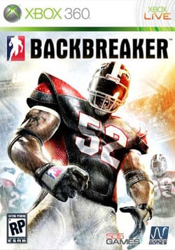 Xbox 360 - Backbreaker Football
