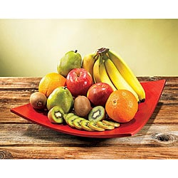 (Pre-order) Large Organic Fruit Sampler Gift Basket.