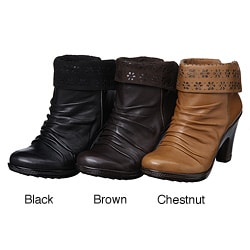 J-41 Women's 'Temptation' Ankle Boots