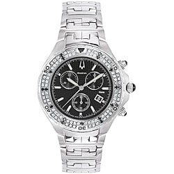 Accutron By Bulova Men's Swiss Chronograph Watch.