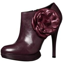 Kelsi Dagger Women's 'Rosabella' Platform Flower Booties
