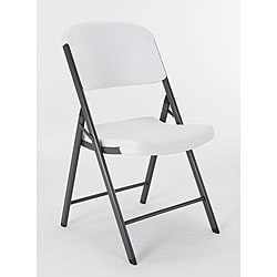 Lifetime Granite Folding Chairs (Pack of 4)