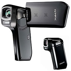Sanyo VPC-CG10 HD Flash Memory Camcorder