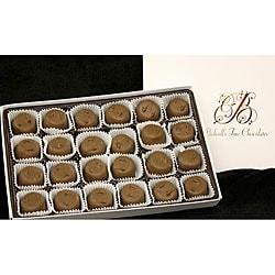 Bidwell Candies 2-pound Chocolate Cherry Creams Gift Box
