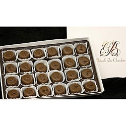 Bidwell Candies 1-pound Chocolate Lemon Cream Candy Box