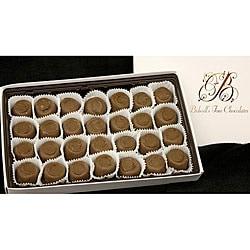 Bidwell Candies 1-pound Chocolate Orange Creams Gift Box