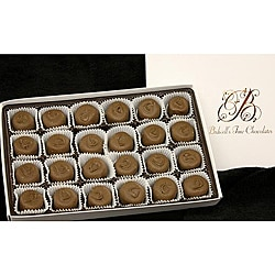 Bidwell Candies 1-pound Chocolate Raspberry Creams Gift Box