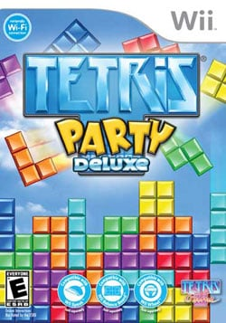 Wii - Tetris Party Deluxe